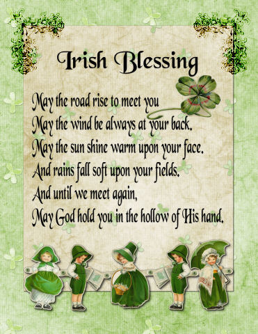 irish blessing 2