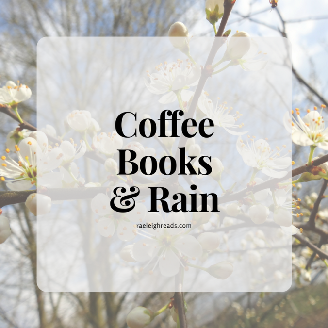 Coffee Books& Rain