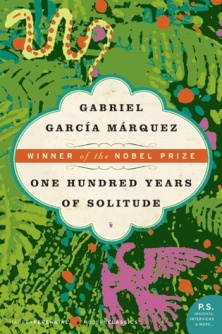 oneHundredYearsofSolitudeGarciaMarquez