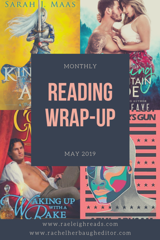 Monthly Reading Wrap-Up May 2019